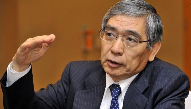 Kuroda, governatore della Banca Centrale Del Giappone