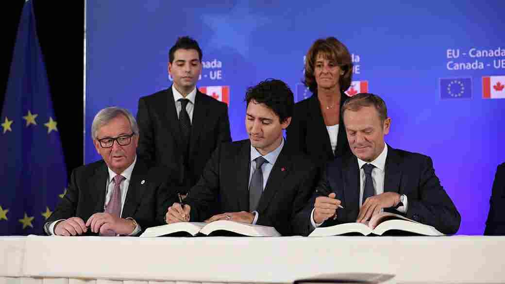 CETA: accordo firmato