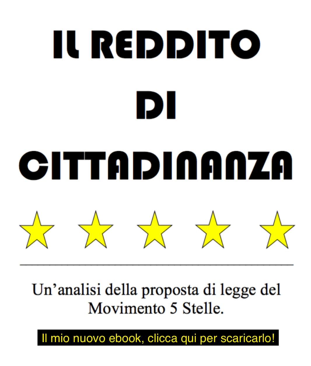 e-book reddito cittadinanza simone fontana