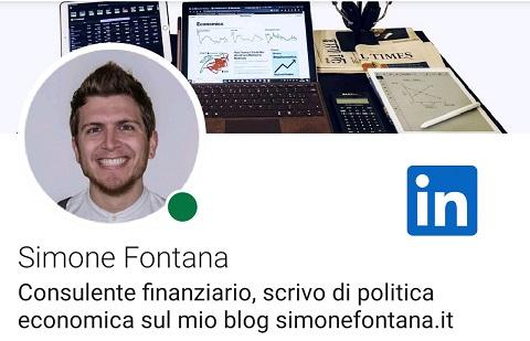profilo linkedin simone fontana