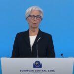 BCE, Lagarde accelera sul PEPP.